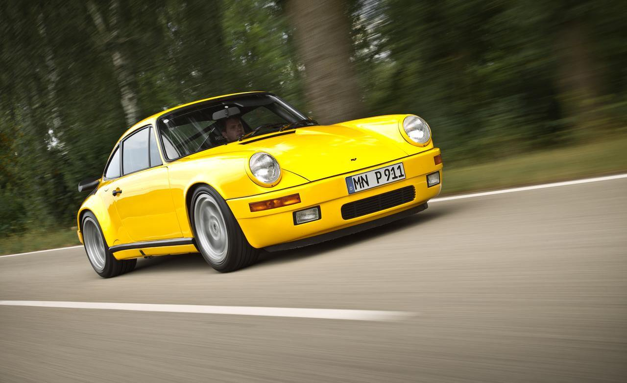 "Ruf CTR ""Yellowbird"""