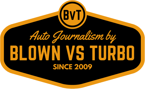 Blown Vs Turbo logo